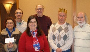 RedEye winners - Tim wears the crown for first in Division 1