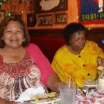 Jeannie and Cynthia