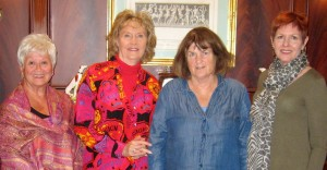 Division 2 Winners: Maureen Morris, Dawn Doyle, Andrea Hatch, Nancy McCarroll