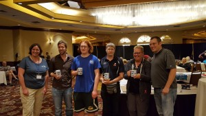 Word Cup 7 Winners:  Paul Mishkin, Matthew OConnor, Nigel Richards, Gerianne Abriano