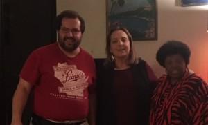 Evan, Deborah, Cynthia